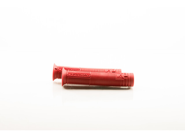 Chromag Wax Bike Grips red